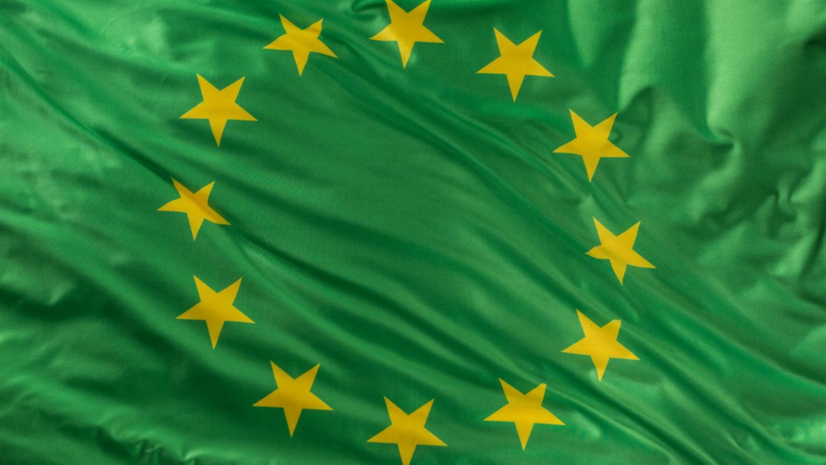green eu flag