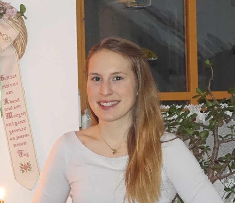 Portrait of Gudrun Bruckner from Green Steps